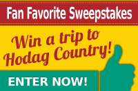 Enter and win a trip to Hodag Country!
