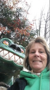 Hodag selfie (Ruth L., New Berlin)